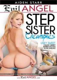 Step Sister Creampies HD porn video from Evil Angel.