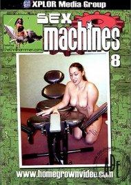 Sex Machines 8 Porn Movie
