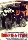 Erotic Adventures of Bonnie & Clyde, The Boxcover