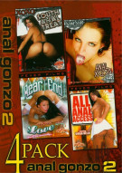 Anal Gonzo #2 (4 Pack) Porn Movie