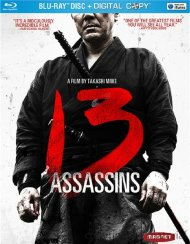 13 Assassins (Blu-ray + Digital Copy) Blu-ray Movie