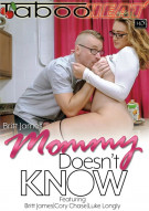 Britt James in Mommy Doesn't Know Porn Video