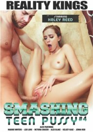 Smashing Teen Pussy #4 porn DVD from Reality Kings.