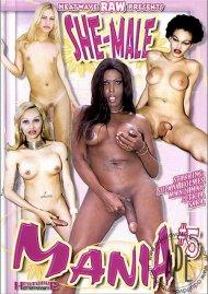 She-Male Mania #5 Porn Movie