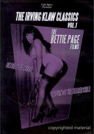 Irving Klaw Classics, The: Volume 1 - The Bettie Page Films Porn Movie