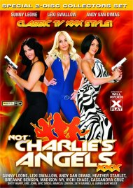 Not Charlies Angels XXX Porn Movie
