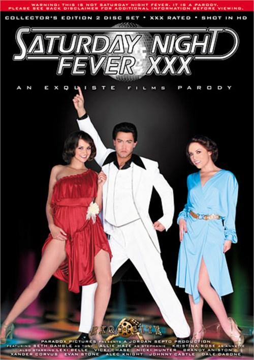 Saturday Night Fever XXX: An Exquisite Films Parody