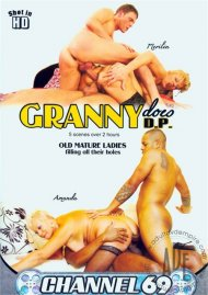 Granny Does DP Porn Movie