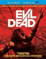 Evil Dead (Blu-ray + Ultraviolet) Blu-ray Movie
