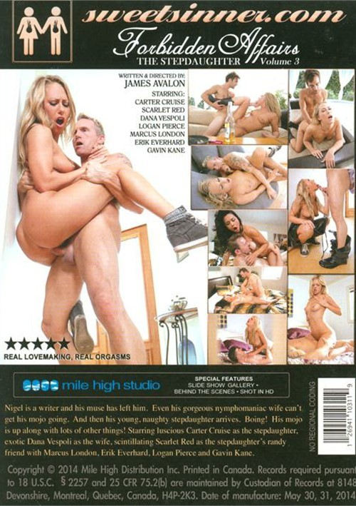 Forbidden Opportunity XXX DVD From Sweet Sinner