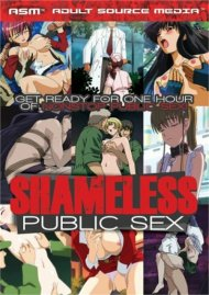 Shameless Public Sex porn DVD from Adult Source Media.