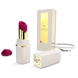 Womanizer 2Go - White/Gold  sex toy from Womanizer.