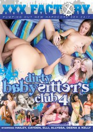 Dirty Babysitter's Club 4 Porn Video
