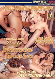 Art Of Interracial Group Sex, The Porn Movie