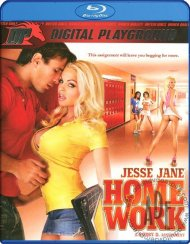Jesse Jane Homework Blu-ray Movie