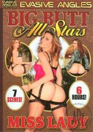 Big Butt All Stars: Miss Lady Porn Movie