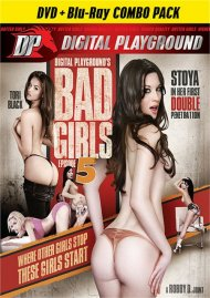Bad Girls 5 (DVD + Blu-ray Combo) Movie