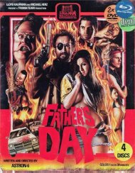 Fathers Day (Blu-ray + DVD + CD) Blu-ray Movie