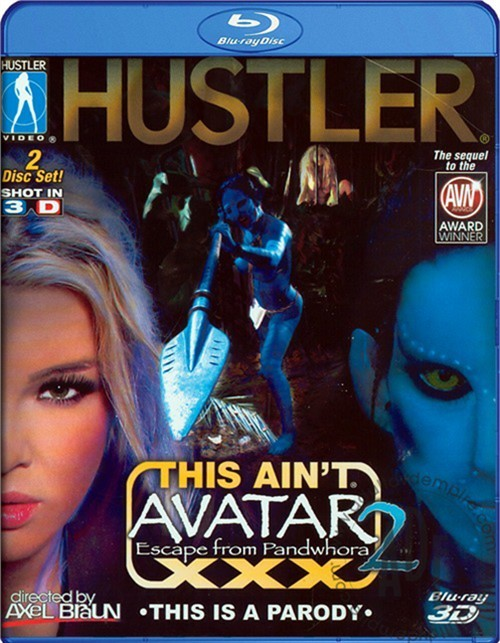 This Aint Avatar XXX 2: Escape from Pandwhora 3D