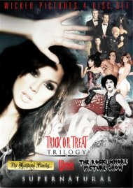 Trick or Treat Trilogy 4 Disc Combo Pack  Porn Movie