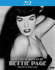 Exotic Dances Of Bettie Page, The Blu-ray Movie