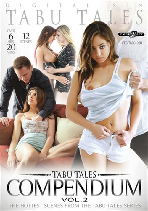 Tabu Tales Compendium Vol  2 (2016)