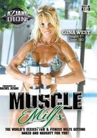 Muscle MILFs HD porn video from Aziani Iron.