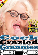 Cock Crazied Grannies (5-Pack) Porn Movie