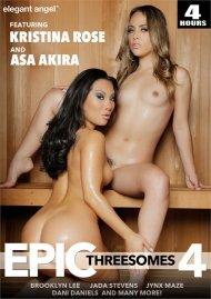 Epic Threesomes 4 Porn Movie