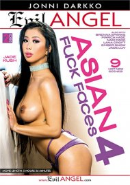 Asian Fuck Faces 4 porn DVD from shot in HD.