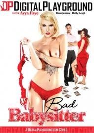 Bad Babysitter DVD porn movie from Digital Playground.
