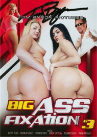 Big Ass Fixation #3 Porn Movie