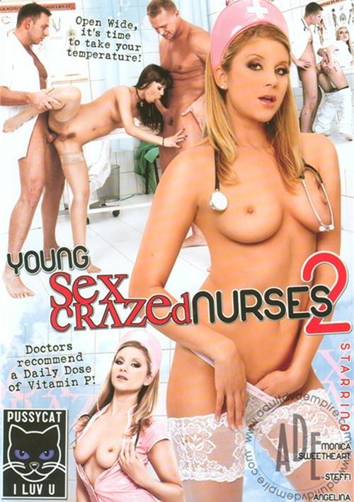 Young Sex Crazed Nurses 2