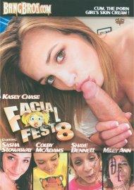 Facial Fest 8 Porn Movie