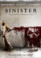 Sinister (DVD + Digital Copy + UltraViolet) Movie