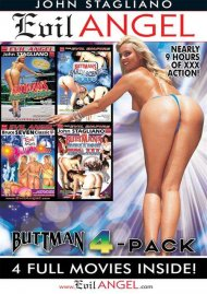 Buttman 4-Pack Porn Movie