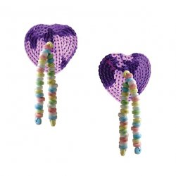 Lovers Candy Nipple Tassels - Box of 2 Sex Toy