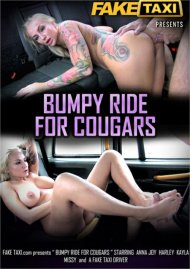 Bumpy Ride For Cougars porn video from Fake Taxi.