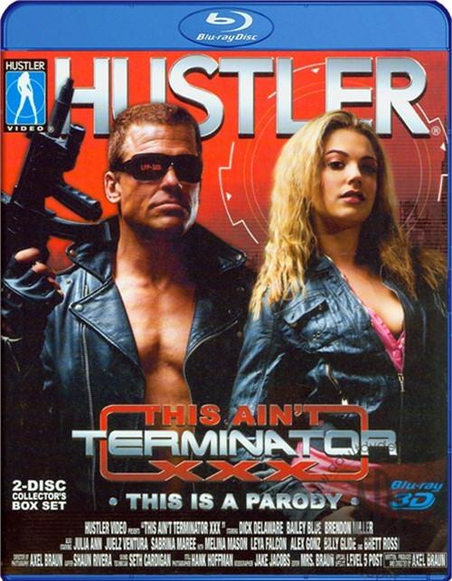This Aint Terminator XXX 3D