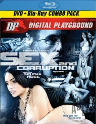 Sex And Corruption Episode 1 (DVD + Blu-ray Combo) Blu-ray