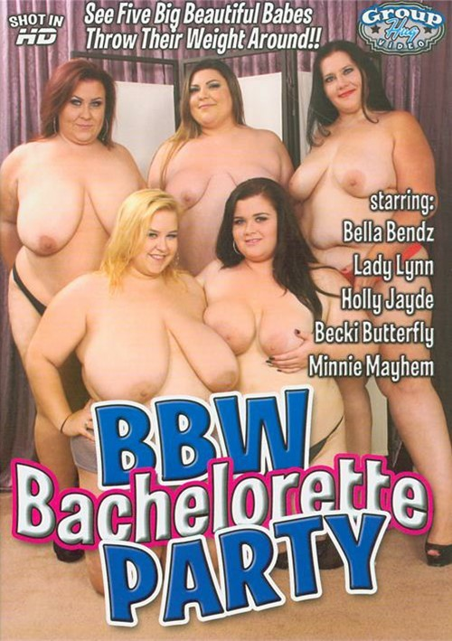 Bachelorette Sex Toys - BBW Bachelorette Party