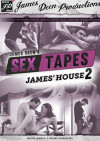 James Deen's Sex Tapes: James' House 2 Boxcover