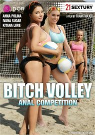 Bitch Volley Anal Competition Porn Movie