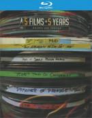5 Films 5 Years: Vol. 1 Blu-ray