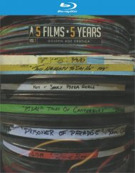 5 Films 5 Years: Vol. 1 Blu-ray Movie