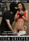 Jaye Summers Creepy Repairman Boxcover