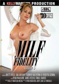 MILF Fidelity Vol. 5 porn DVD from Pornfidelity.