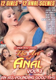 Art of Anal Vol. 3, The Porn Movie