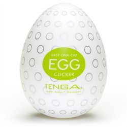 Tenga Egg - Clicker Sex Toy