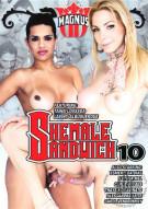 Shemale Sandwich 10 Porn Movie